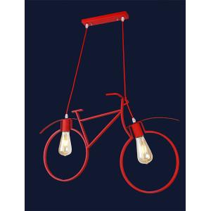 Светильники лофт 756PR7021-2 RED
