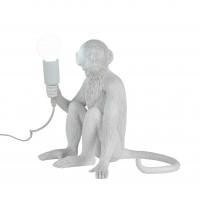 Настольная лампа MONKEY Levistella 909VXL8051B WH
