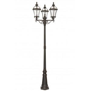 Уличные фонари LusterLicht 31501LЕ Real II