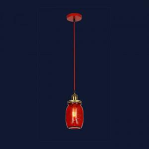 Светильник 756PR9544-1 RED