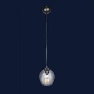 Люстры светильники 756PR0231F-1 BK+CL