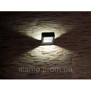 Фасадные светильники Dh DFB-8065BL CW