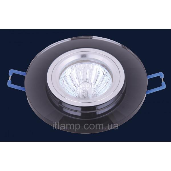Врезной светильник со стеклом 705038