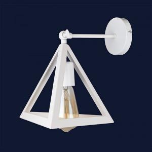 Светильники бра в стиле лофт Levistella 756W220F-1 WH