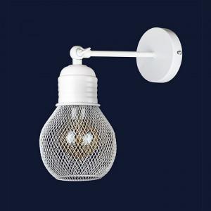 Светильники бра в стиле лофт 907W005F-1 WH