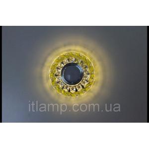 Врезной светильник LS XF002 Yellow