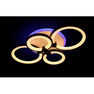 Припотолочные люстры LS 1811/4 BK LED Dimmer