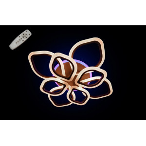 Люстра светодиодная Linisoln 5576/4+4 CF LED 3 COLOR dimmer