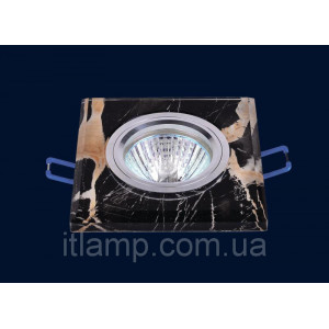 Врезной светильник со стеклом 705548