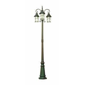 Уличные фонари LusterLicht 31682E Caior I