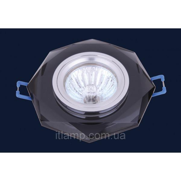 Врезной светильник со стеклом 705048