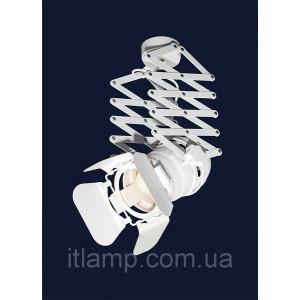 Декоративный прожектор на пружине Levistella 75216 WH