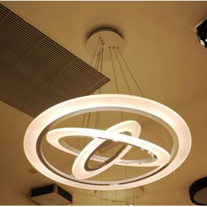 Светодиодные люстры – новые модели