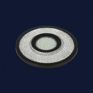 Точечный светильник 716MKD-C23 BK  (LED лента в комплекте)