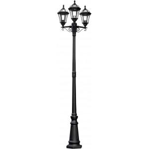 Уличные фонари LusterLicht 31561SE Real I