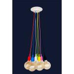 Люстра радуга 7527020-8 RGB