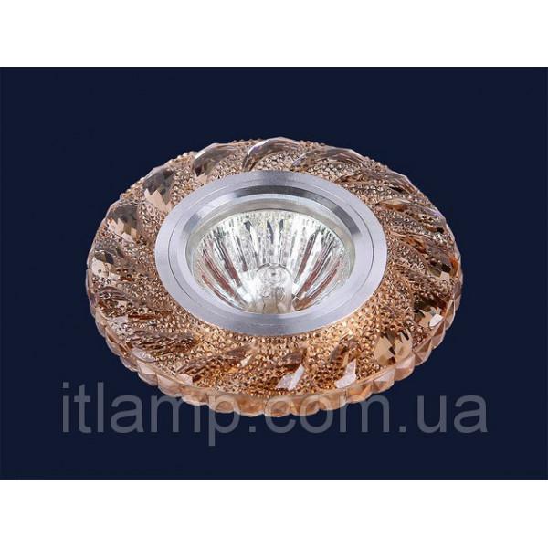 Коричневое стекло Levistella 705A72