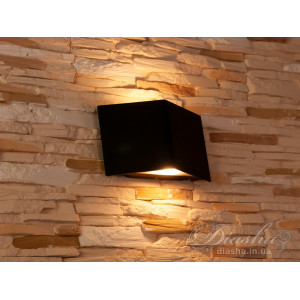 Фасадный светильник Diasha HS8159-6W-BK