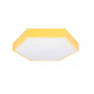 Припотолочные светодиодные люстры Levistella 752L74 YELLOW