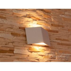 Фасадный светильник Diasha HS8159-6W-WH