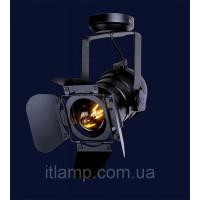 Люстра светильник лофт  прожектор Levistella 75220 BK