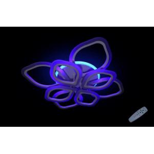 Люстры лед Linisoln 5576/4+4 WH LED dimmer