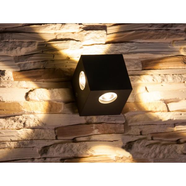 Фасадный светильник Diasha DFB-2168GR NW