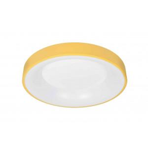 LED люстра потолочная светодиодная Levistella 752L58 YELLOW
