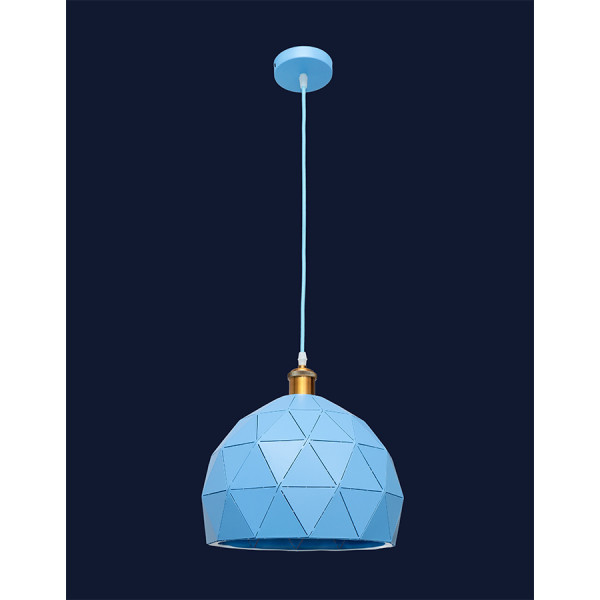 Люстры потолочные Levistella 7529523 BLUE
