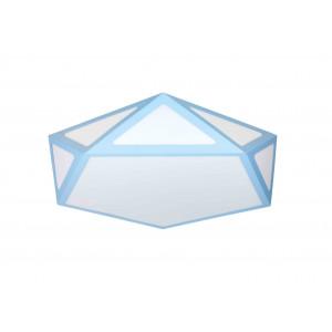 Припотолочные светодиодные люстры Levistella 752L67 BLUE