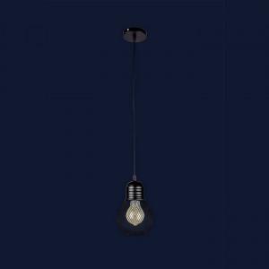 Люстры светильники 907004F-1 BK