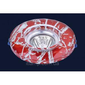 Врезной светильник со стеклом 7053110