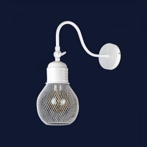 Светильники бра в стиле лофт 907W005F3-1 WH