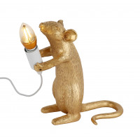 Настольная лампа Mouse Levistella 909VXL8065A GD