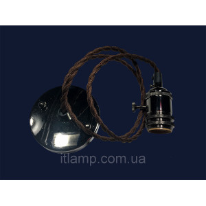 Люстра - патрон разные цвета AMP15004-1
