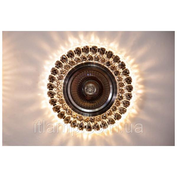 Врезной светильник Linisoln 7023 White Led
