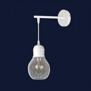 Светильники бра в стиле лофт 907W005F2-1 WH