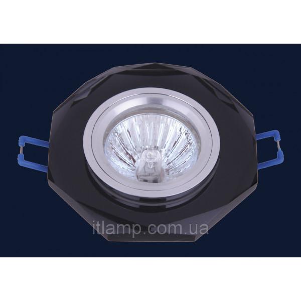 Врезной светильник со стеклом 705078