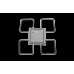 Светодиодная люстра Linisoln 5543/4+1 WH Dimmer