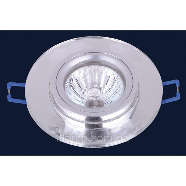 Врезной светильник со стеклом Levistella 705056