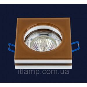 Врезной светильник со стеклом 705919
