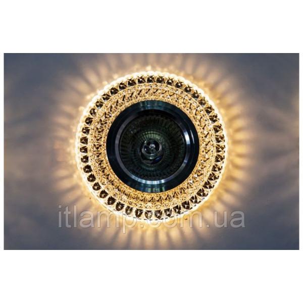 Точечный светильник Врезной светильник Diasha 7015 White Led
