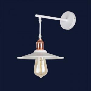 Светильники бра в стиле лофт 752W837F2-1 WH