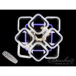 Люстра припотолочная Diasha AS8060/4+4BHR LED 3color dimmer