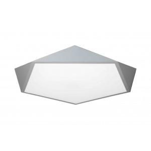 LED люстра потолочная светодиодная Levistella 752L78 GRAY