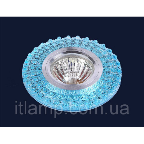 Бирюзовое стекло 705A24