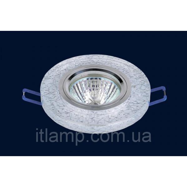 Врезной светильник со стеклом Levistella 705626
