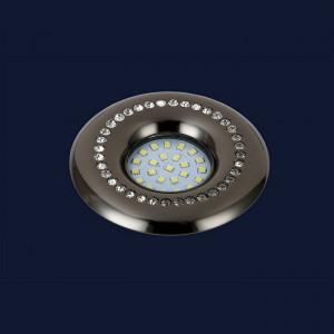 Точечный светильник 716MKD-C26Y BK