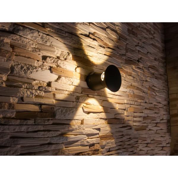 Фасадный светильник Diasha DFB-2214GR NW