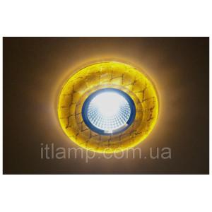Врезной светильник LS 809G-44